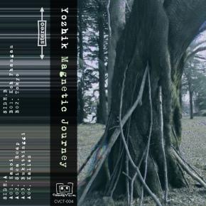 Yozhik 「Magnetic Journey」 限定カセットテープ(30本)・CDR(50枚)、配信版リリースしました。