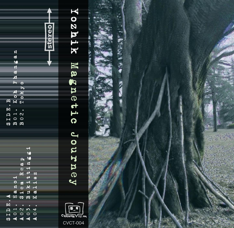 yozhik Magnetic Journey cassettevision
