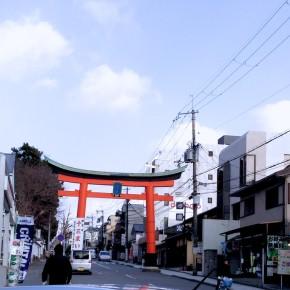 旅音 東京〜大阪(太陽の塔)東海道16日間徒歩の旅 15日目 甲西〜伏見